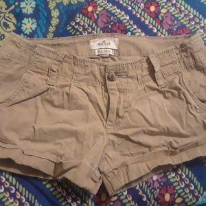 Hollister So Cal stretch shorts sz 0